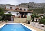 Location vacances Zafarraya - Casa Flabas-2