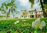 Hôtel Wadduwa - Aaron Beach Villa-1
