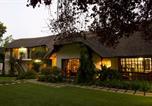 Location vacances Bloemfontein - De Witt'e Guest House-4