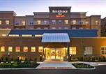 Hôtel Suitland-Silver Hill - Residence Inn Washington Capitol Hill/Navy Yard-1