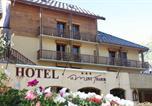 Hôtel Saint-Chaffrey - Hotel Mont Thabor-1