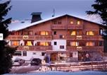 Hôtel La Giettaz - Chalet Hôtel Alpen Valley