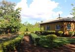 Hôtel Amboseli - The Backyard Hostel-1