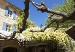 Hôtel Taillades - Sous l'olivier-2