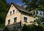 Location vacances Zelezný Brod - Holiday Home Jana-1