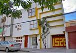 Hôtel Villa de Reyes - Suites Rusa-1