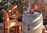 Location vacances Calistoga - Spa, Bocce, Bbq Kitchen, Wineries-4