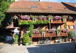 Hôtel Wattenwil - B&B Liechti Blumen-1