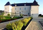 Hôtel 4 étoiles Saumur - La Gentilhommiere-1
