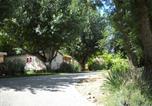 Camping avec Hébergements insolites Cannes - Camping les Fouguières-4
