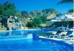 Villages vacances فجيرة - Ja Hatta Fort Hotel-3