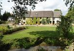 Location vacances Montchamp - La Ferme Studio Apartments-1