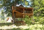 Location vacances Duga Resa - Treehouse Resnice-4