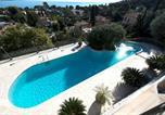 Location vacances Saint-Jean-Cap-Ferrat - Villa Deluxe Pool and Sea view-4