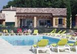 Location vacances Saint-Laurent-du-Verdon - Holiday home Regusse 35 with Outdoor Swimmingpool-4