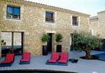 Location vacances Saint-Marcel-de-Careiret - Villa L Olivier-1