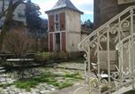 Hôtel Saint-Bérain - Chambre d'hôtes Eugénie-3