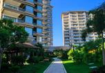 Location vacances Sanya - Heaven 18 Degrees Blue Holiday Apartments-4