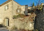 Location vacances Aigaliers - Holiday Home de L'ancienne Eglise-2