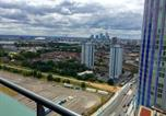 Location vacances Stratford - Belvedere Olympic One Eighty-4