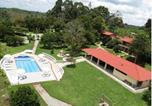 Hôtel Quimbaya - Finca Hotel El Brillante-1