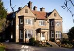 Hôtel Buxton - Yha Ravenstor-2