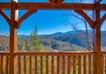 Location vacances Gatlinburg - Moonlight View- Two-Bedroom Cabin-2