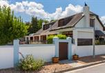 Location vacances Franschhoek - The Garden View Suite-1