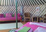 Hôtel Caleta de Famara - Casa Serena B&B Yurt-2