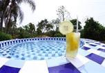 Hôtel Maringá - Hotel Fazenda Agua Azul-4