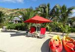 Camping  Acceptant les animaux Guadeloupe - Villa Coccinelle-1