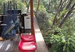 Location vacances Wentworth Falls - Misty Treetops with pool and sauna in Leura-1