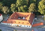 Hôtel Dačice - Hotel U Hrabenky-3