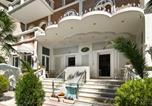 Hôtel Cattolica - Hotel Patria-4