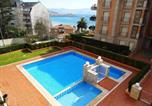 Location vacances Portonovo - Apartment Punta Vicaño-1