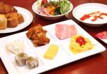Hôtel Asahikawa - Kuretake Inn Asahikawa-4