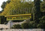 Camping avec Accès direct plage La Colle-sur-Loup - Parc des Maurettes-2