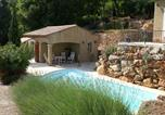 Location vacances Forcalqueiret - Luxe Provençaalse villa-1