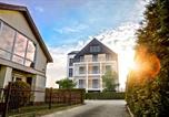 Hôtel Słupsk - Apartamenty Rodzinne Plater74-4