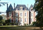 Hôtel Criquetot-sur-Longueville - Petit Chateau Normandie-1
