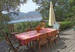 Location vacances Olmeto - Three-Bedroom Holiday home Olmeto with a Fireplace 06-1
