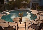 Hôtel Fernandina Beach - Blue Heron Inn-1