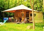 Camping avec Piscine couverte / chauffée Saint-Avit - Camping Coeur d'Ardèche-3