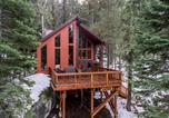 Location vacances Truckee - Handcrafted Forest Home-4