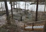 Location vacances Rantasalmi - Saimaa Lake Cottage-1
