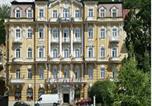 Hôtel Mariánske Lázne - Danubius Health Spa Resort Grandhotel Pacifik-1
