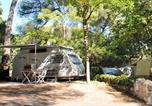 Camping avec Piscine La Colle-sur-Loup - Parc des Maurettes-4
