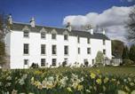 Hôtel Haddington - Letham House-2