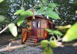 Location vacances Droyes - Gite Insolite &quote;La Roulotte des Elfes&quote;, Au Milieu de Nulle Part-1
