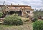 Location vacances Fox-Amphoux - Four-Bedroom Holiday Home in Fox-Amphoux-3